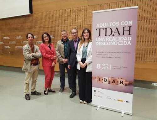 Iñaki Lorea participó en la jornada sobre el TDAH en adultos organizada por la UNED y la Universidad de Navarra