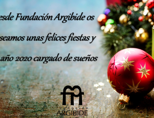El equipo de Fundación Argibide os desea Feliz Navidad y Próspero Año Nuevo