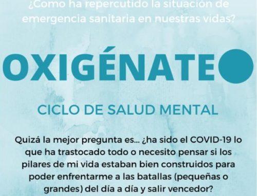 Ciclo de Salud Mental organizado por Alumni Miravalles, con la participación de Fundación Argibide