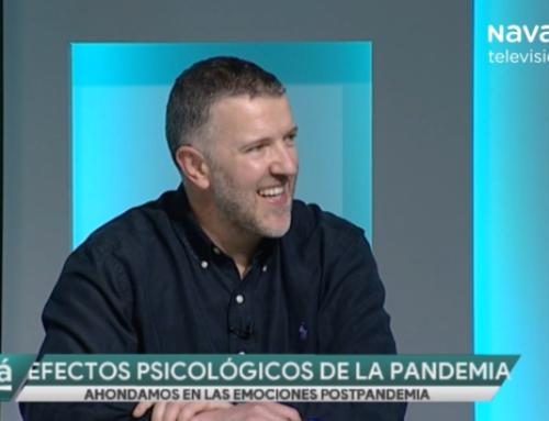 Entrevista de Iñaki Lorea para NATV sobre los efectos de la pandemia en nuestra salud mental