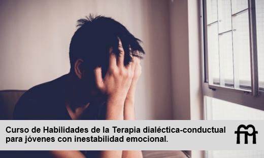 Curso de Habilidades de la Terapia dialéctica-conductual para jóvenes con inestabilidad emocional